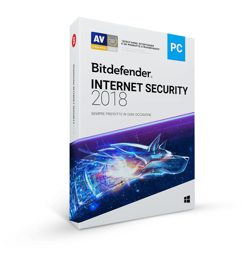 Bitdefender Internet Security 2019 3 PC